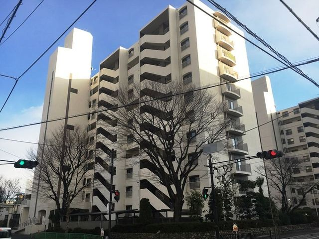 南茨木駅前ハイタウン駅前高層住宅H棟
