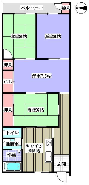 大和田ハイムB棟