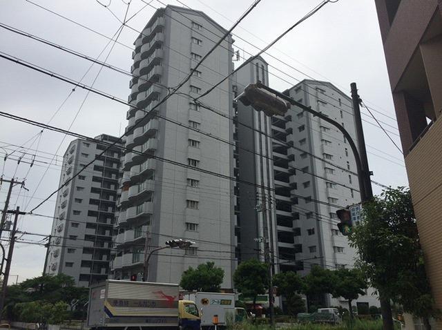 コスモ鶴見緑地