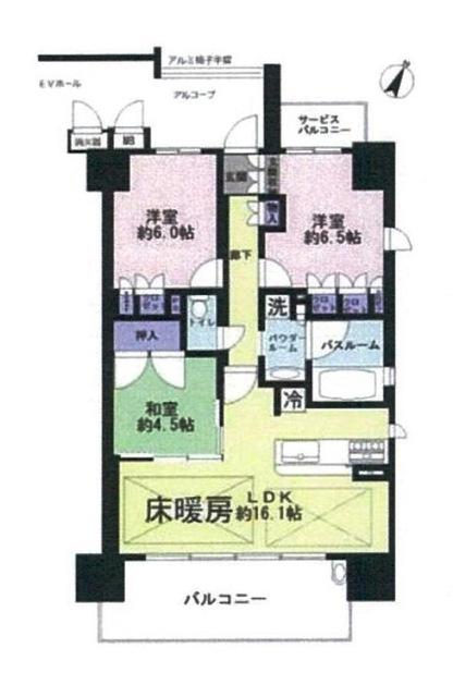プレサンスロジェ神崎川 9階