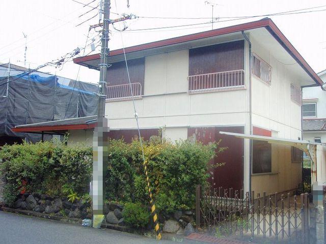 兵庫県川西市西多田