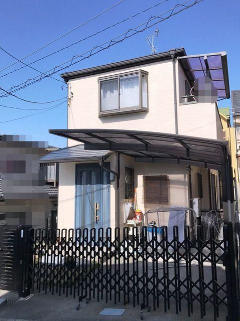 兵庫県川西市錦松台