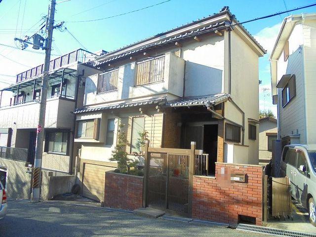 大阪府豊中市刀根山