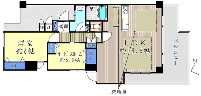パラド-ル京都烏丸・璃宮