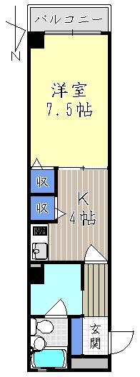ライオンズマンション京都三条