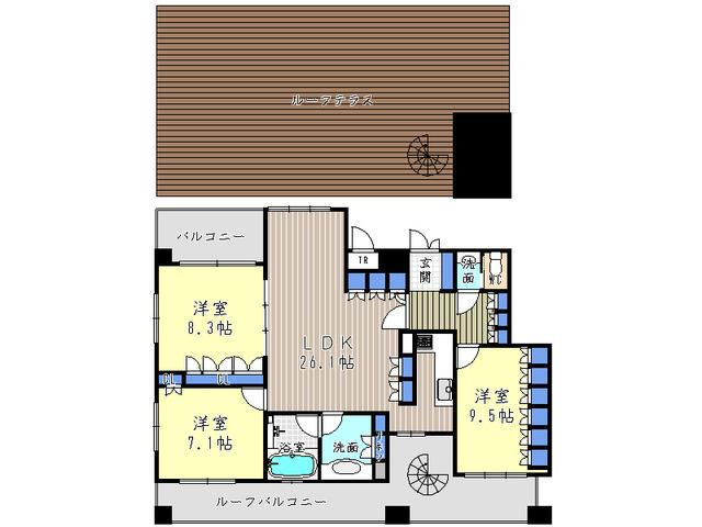 リ-ガル京都五条堀川