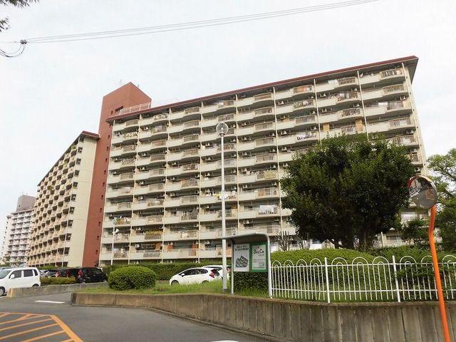 向島ニュ-タウン第3街区G棟
