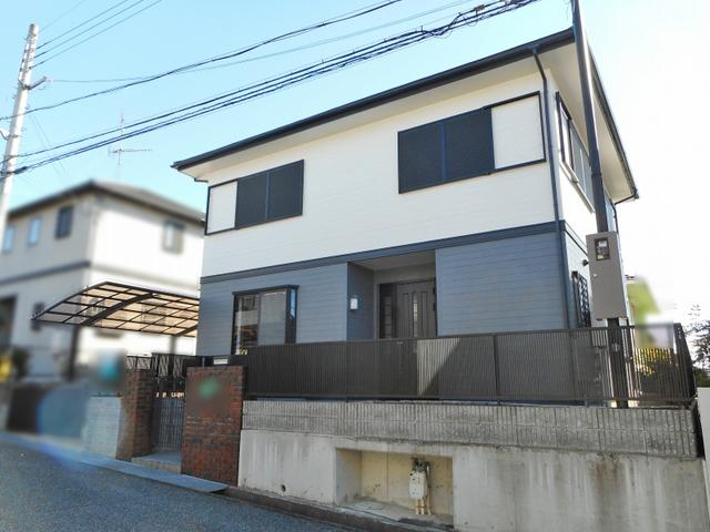 兵庫県神戸市西区月が丘
