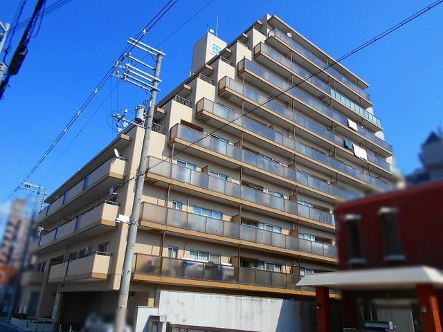 クリ-ンピア山電飾磨駅北