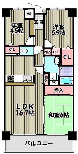 宝塚ガ-デンハウス