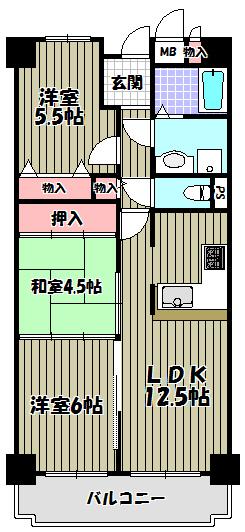 朝日プラザ宝塚南