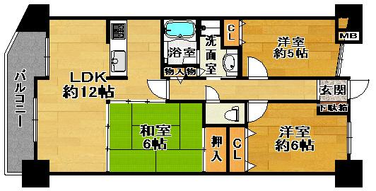 クル-セ長田駅前
