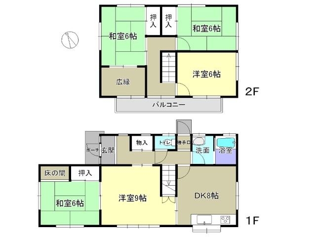 兵庫県姫路市勝原区丁