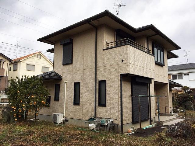 兵庫県宝塚市売布東の町