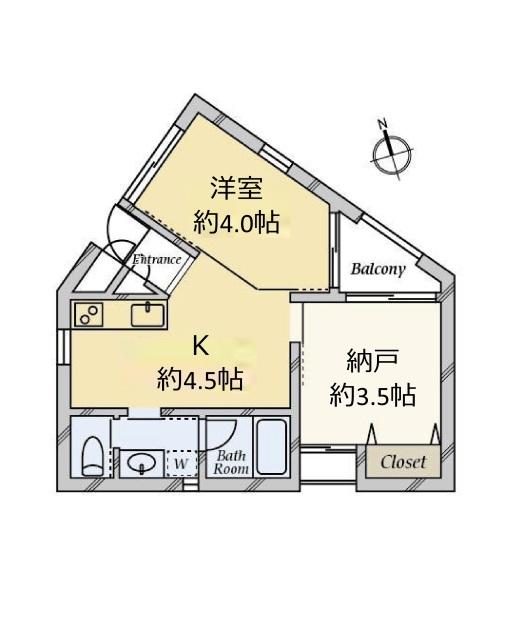 オ-ブ京王稲田堤
