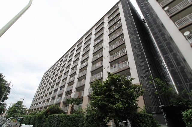狛江ハイタウン3号棟