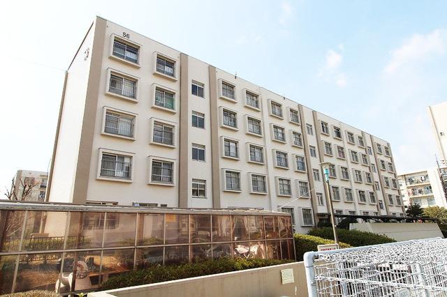 平尾住宅56号棟