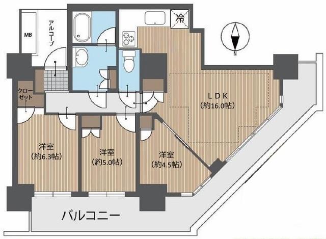 北戸田ファ-ストゲ-トタワ-