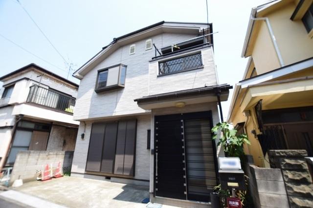 東京都板橋区三園