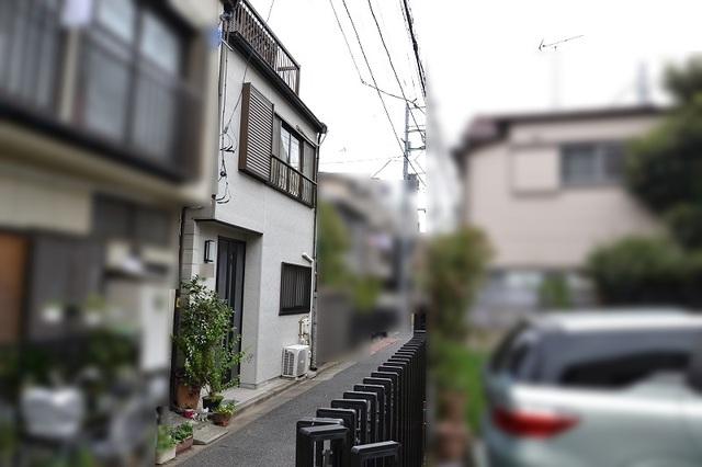 東京都豊島区上池袋