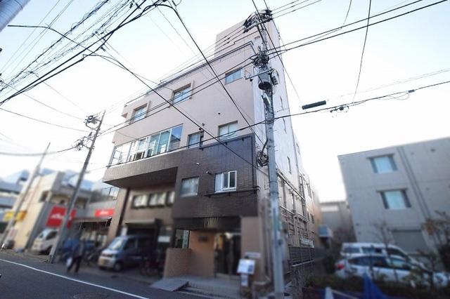 志村カ-ネルマンション