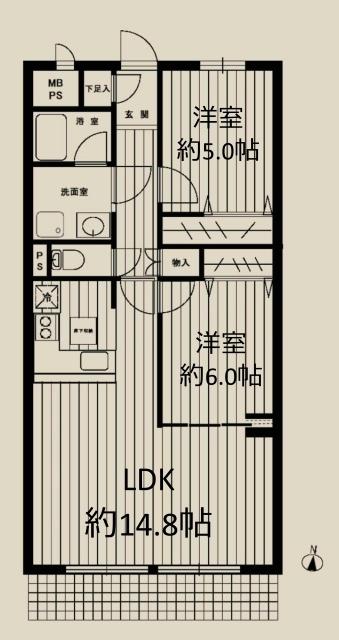 ライオンズマンション高幡不動