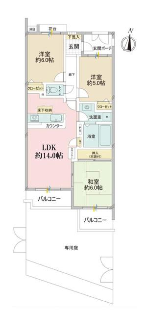 ロ-ヤルシティ西武柳沢