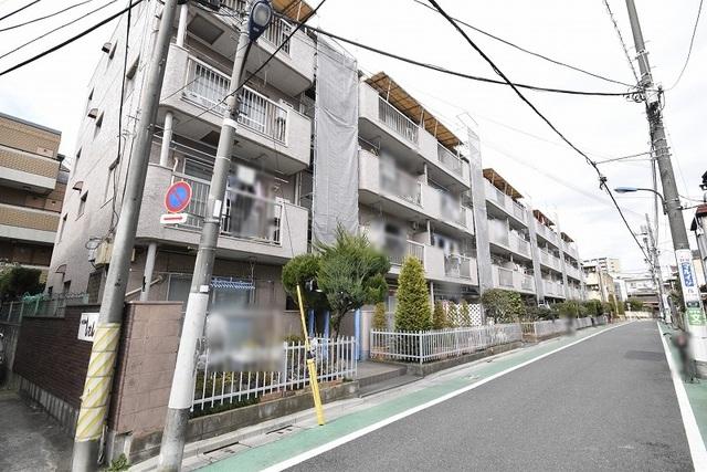 三田中村橋コ-ポ