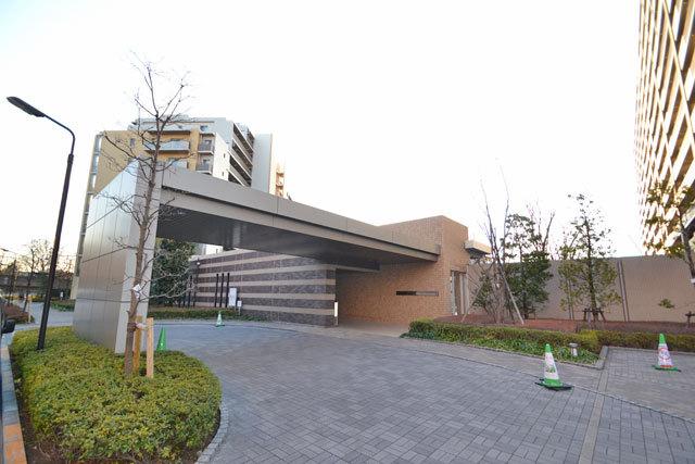 東京ユニオンガ-デンセンタ-コ-ト