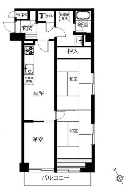 藤和板橋コ-プ