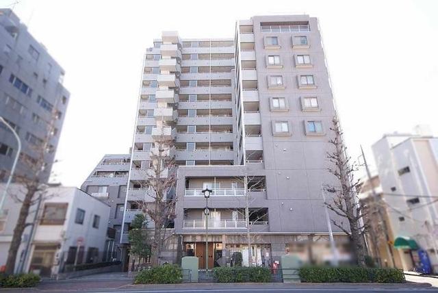 シ-アイマンション新中野