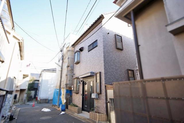 東京都杉並区和田