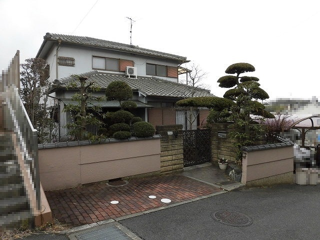 奈良県奈良市中山町