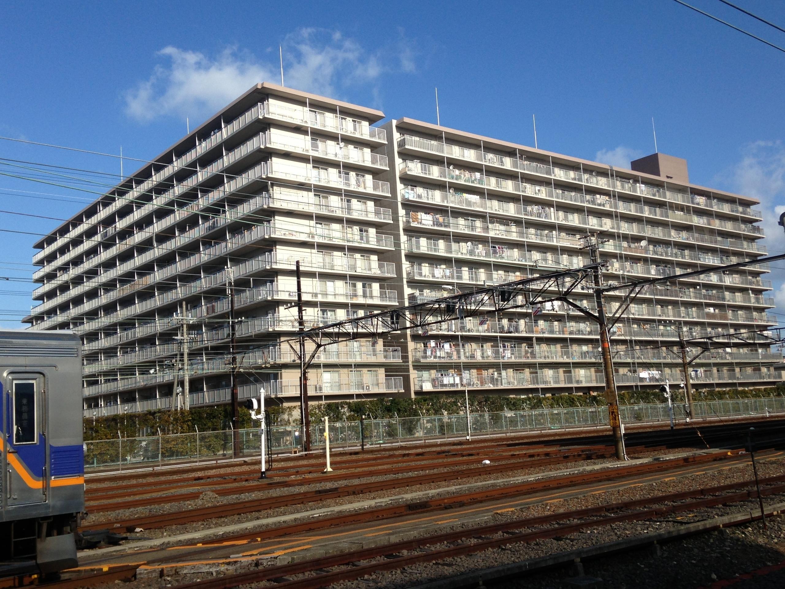 サニ-タウン羽倉崎駅前参番街