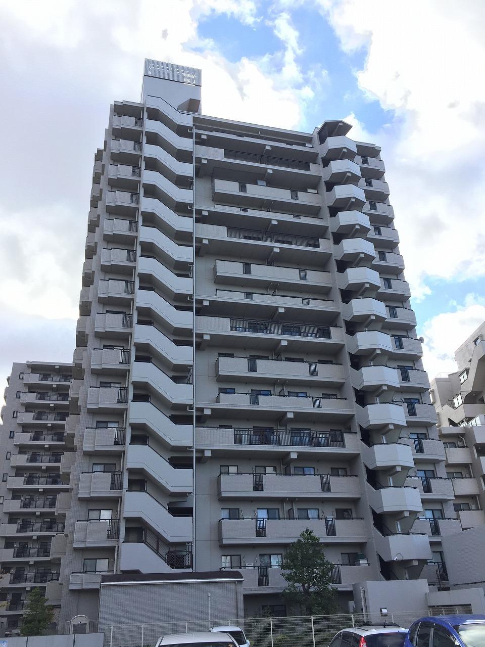 シ-アイマンション三郷壱番館