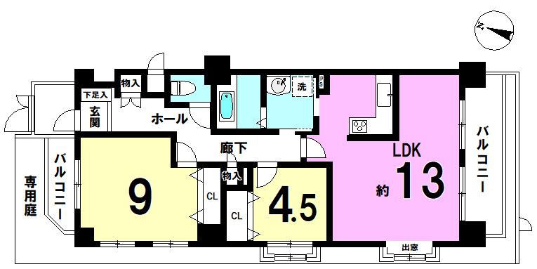 ライオンズマンション三郷第2