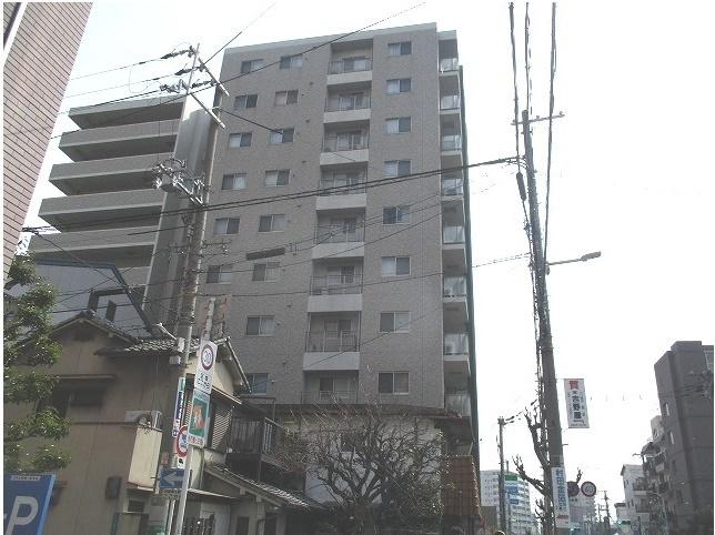 ア-バニスフレア阿倍野松崎町