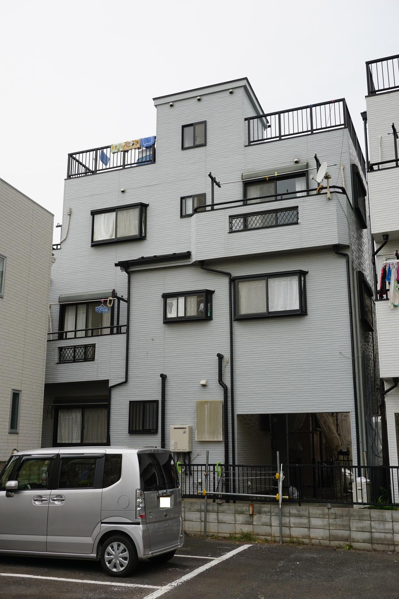 埼玉県富士見市上沢