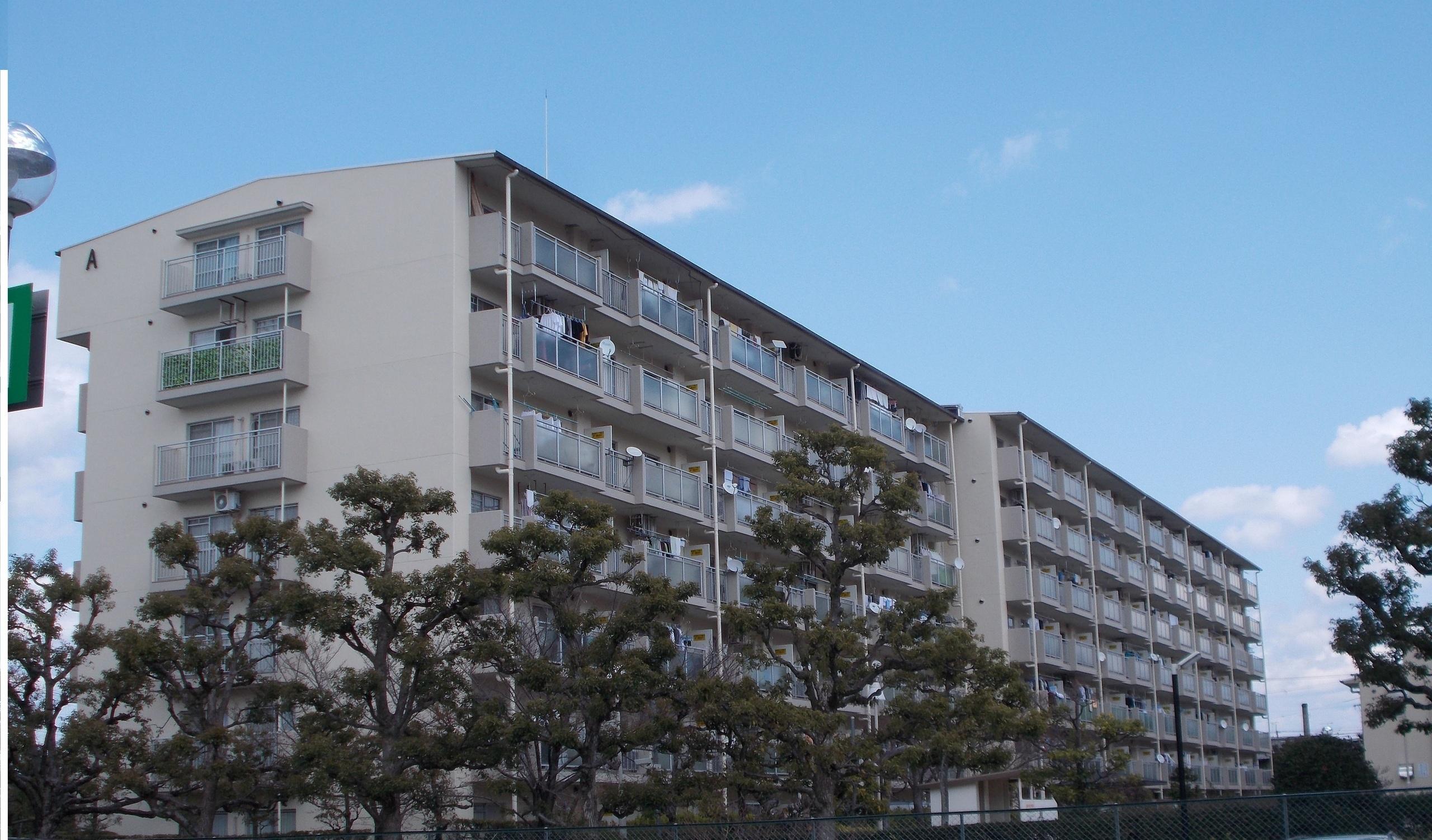 駅前ネオハイツ大和高田A棟