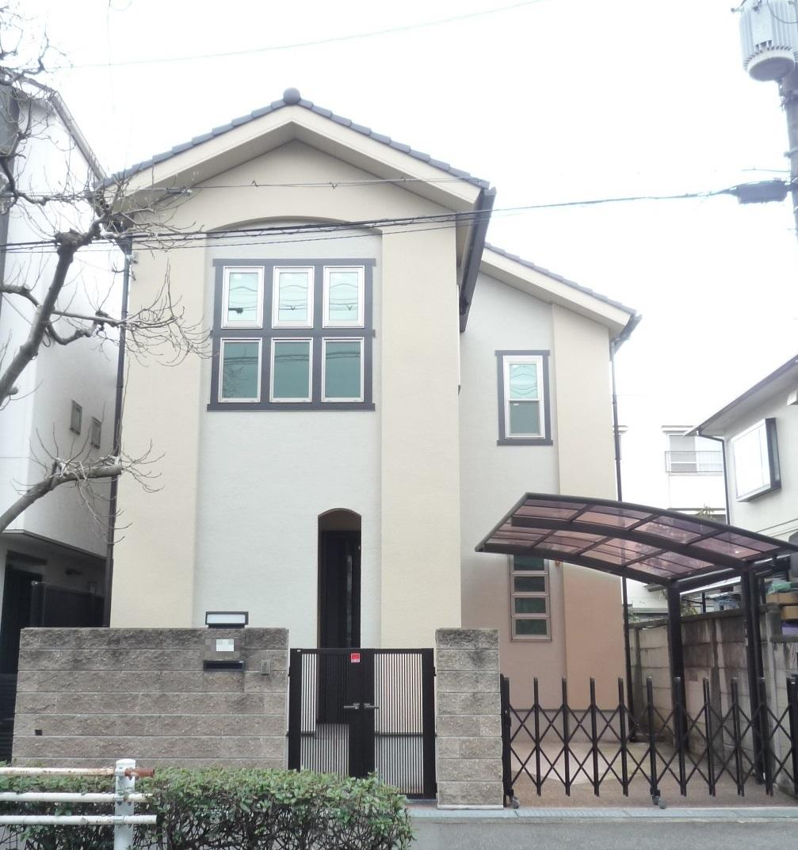 兵庫県尼崎市東園田町