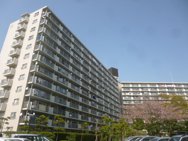 船橋ファミリ-タウン2号棟