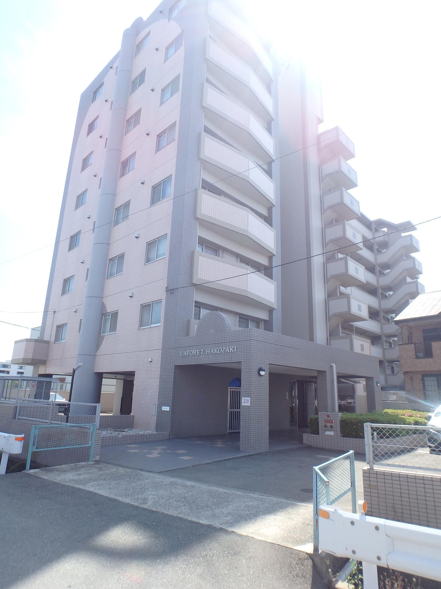 ラフォ-レ箱崎