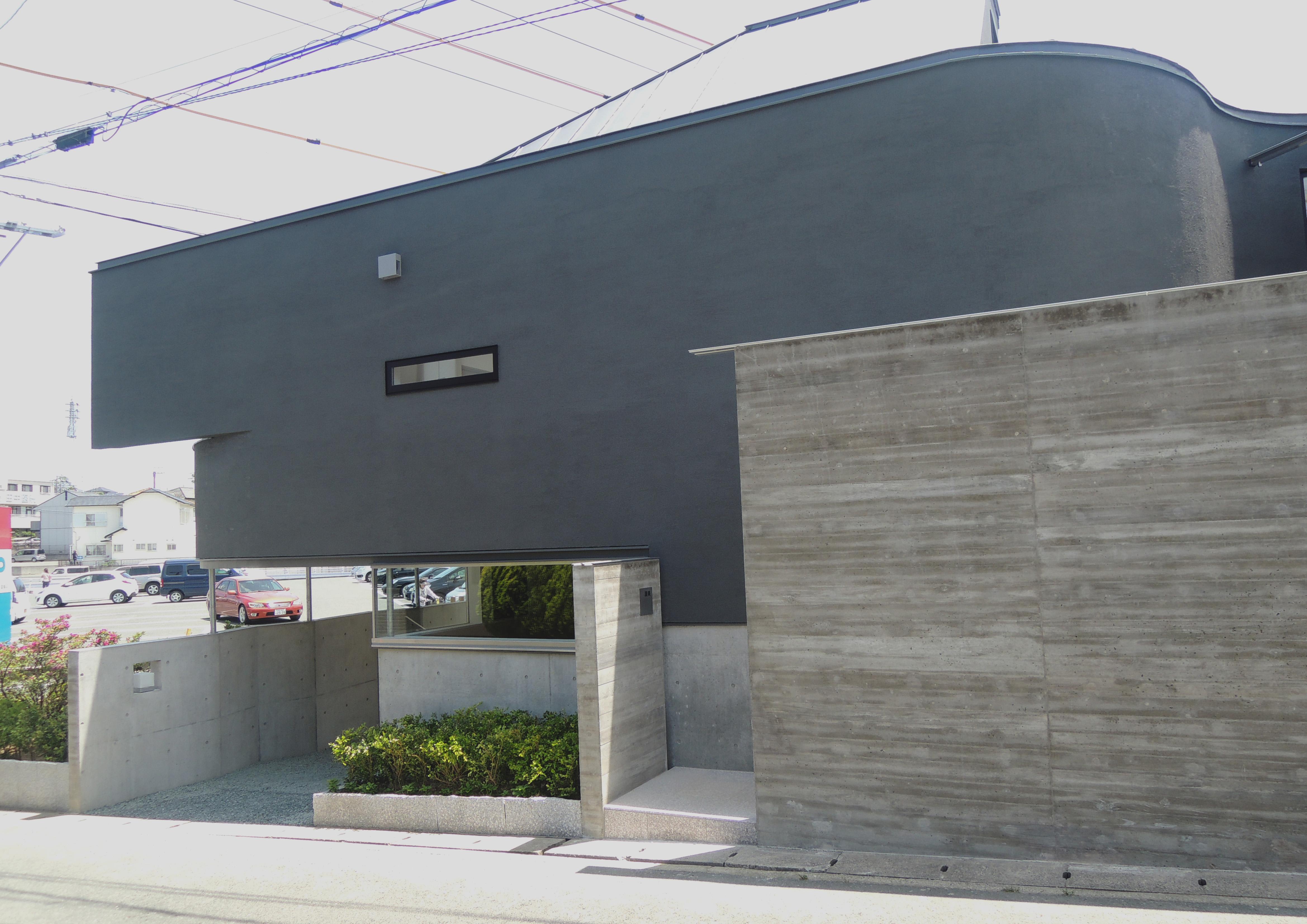 富塚の屋(浜松)の引き渡しまじか。 建築家・中村弘道さんのブログ【建築家O-uccino(オウチーノ)】