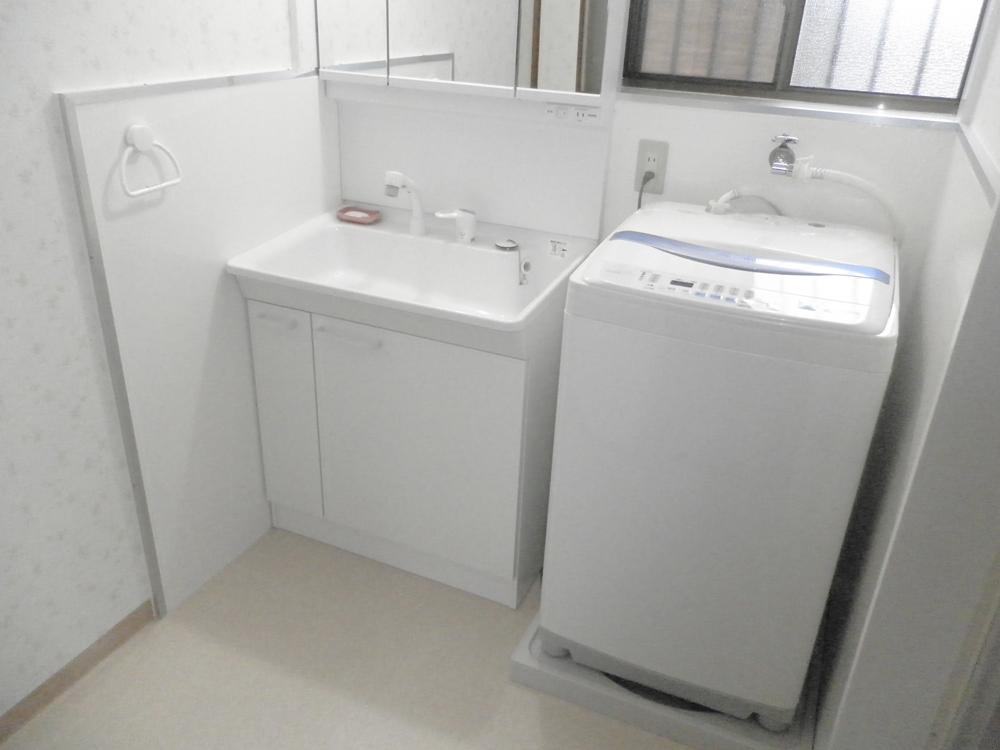 『洗面リフォーム』|洗面所リフォームの事例(大阪府 和泉市)
