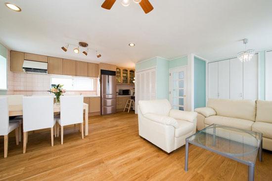 生活動線が高くなる家具を置いたレイアウト例