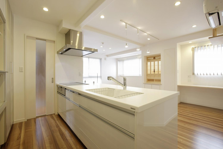 オープンキッチン』|キッチン ...