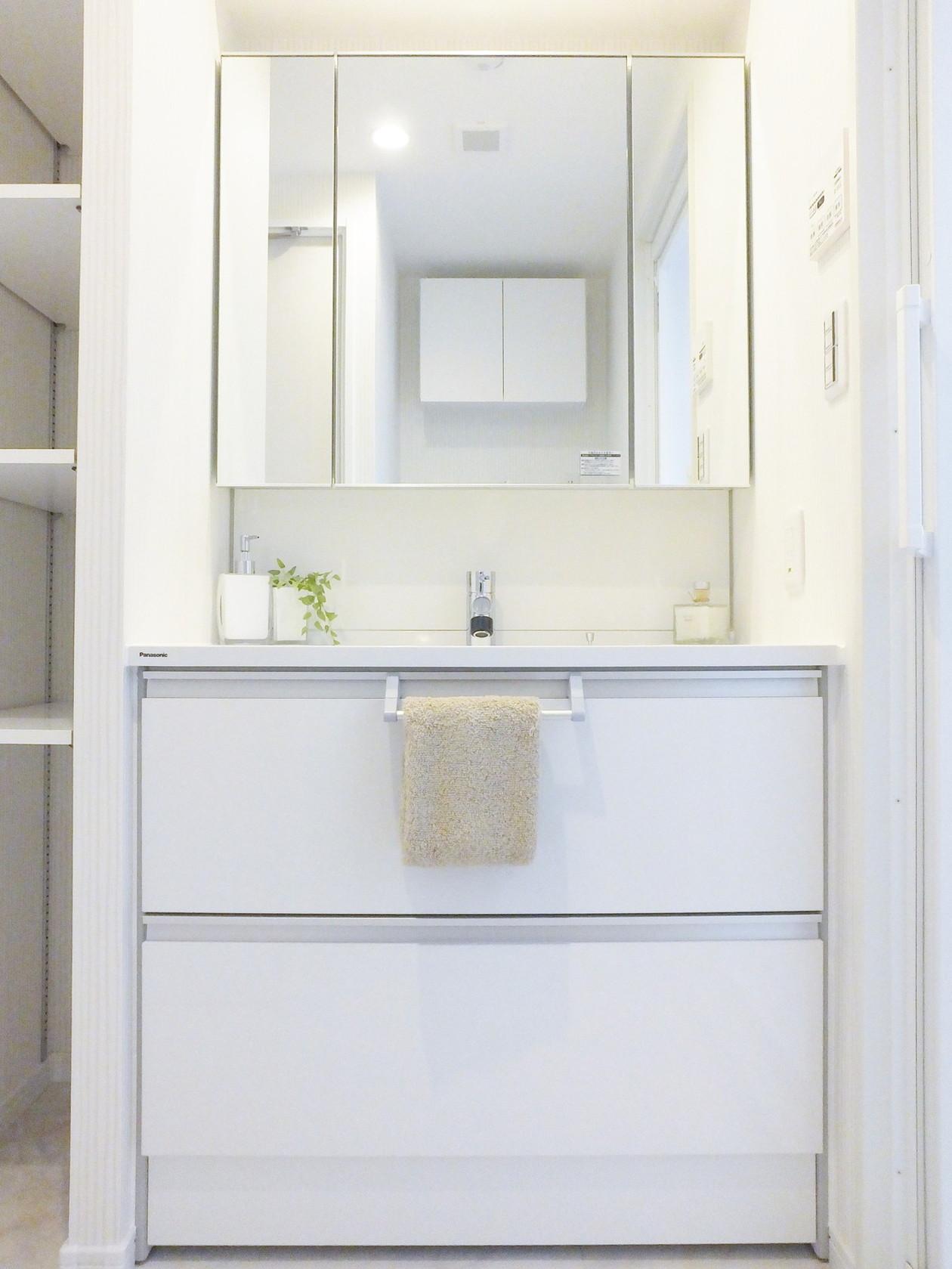 洗面台・洗面所