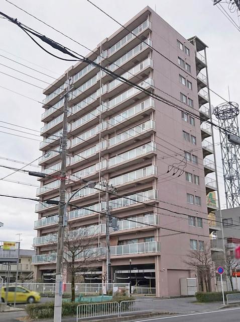 Mプラザ堅田駅前表通り