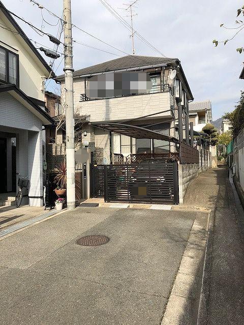 大阪府箕面市桜