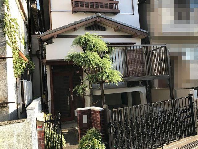 大阪府箕面市桜井